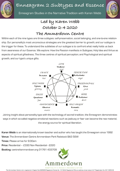 Enneagram 2 Subtypes and Essence
