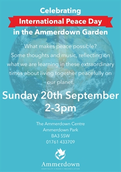 International Peace Day at Ammerdown